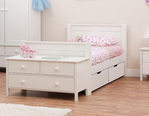 Stompa Single Beds For Girls