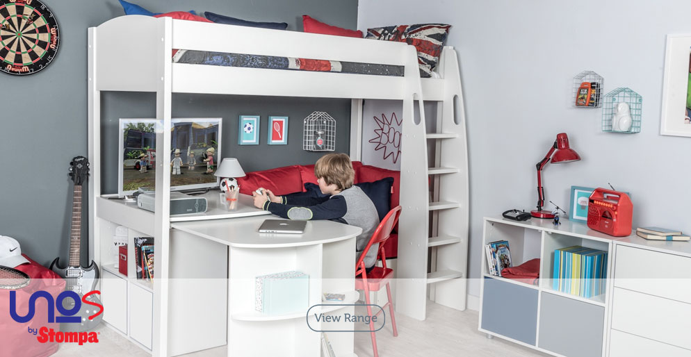 Prime Stompa Furniture For Kids Rooms Plus High Sleepers Storage Theyellowbook Wood Chair Design Ideas Theyellowbookinfo